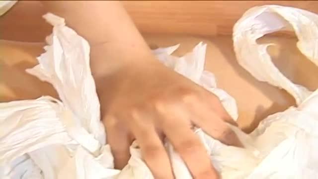 [국산야동] 선배 약혼녀의 봇물