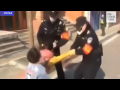 Chinese Police Brutality